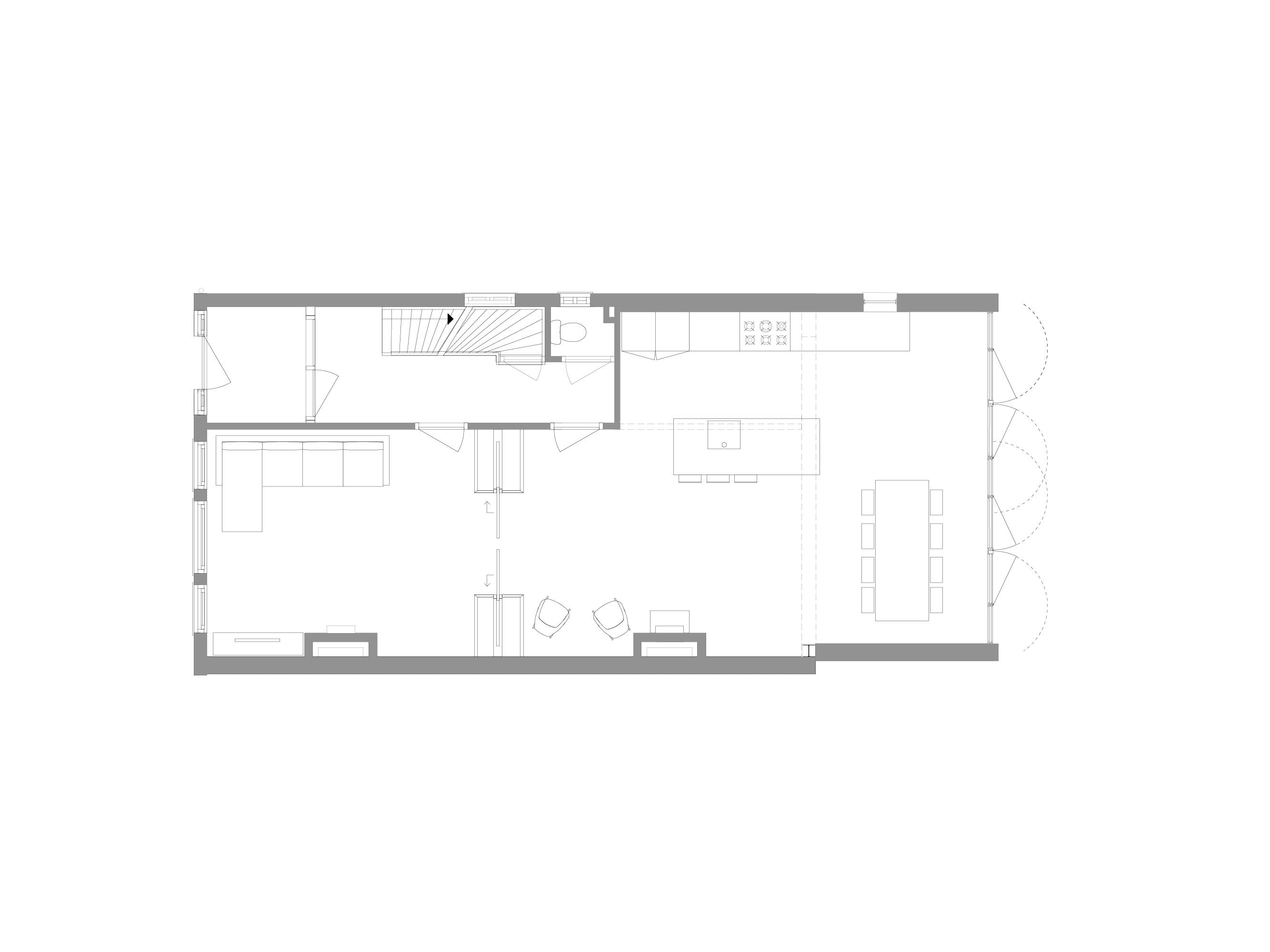 herenhuis met en suite en uitbouw voor woonkeuken
